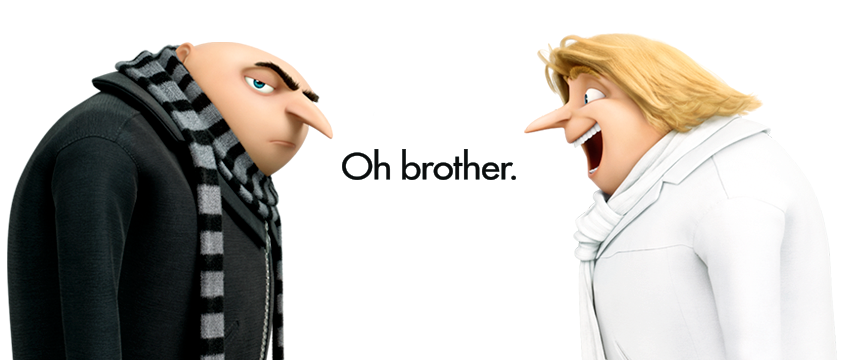 Gru Comes Face To Face With Villain Twin Brother In New Despicable Me 3 Trailer