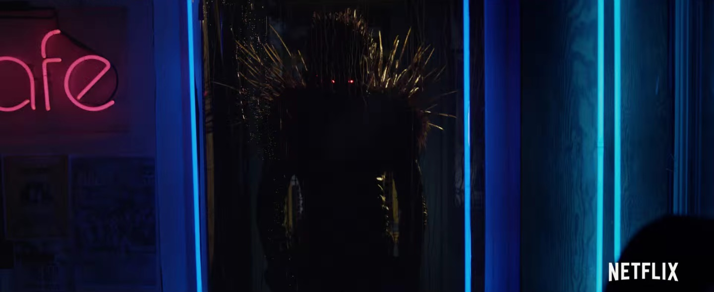 First Look At Willem Dafoe As Ryuk The Shinigami In