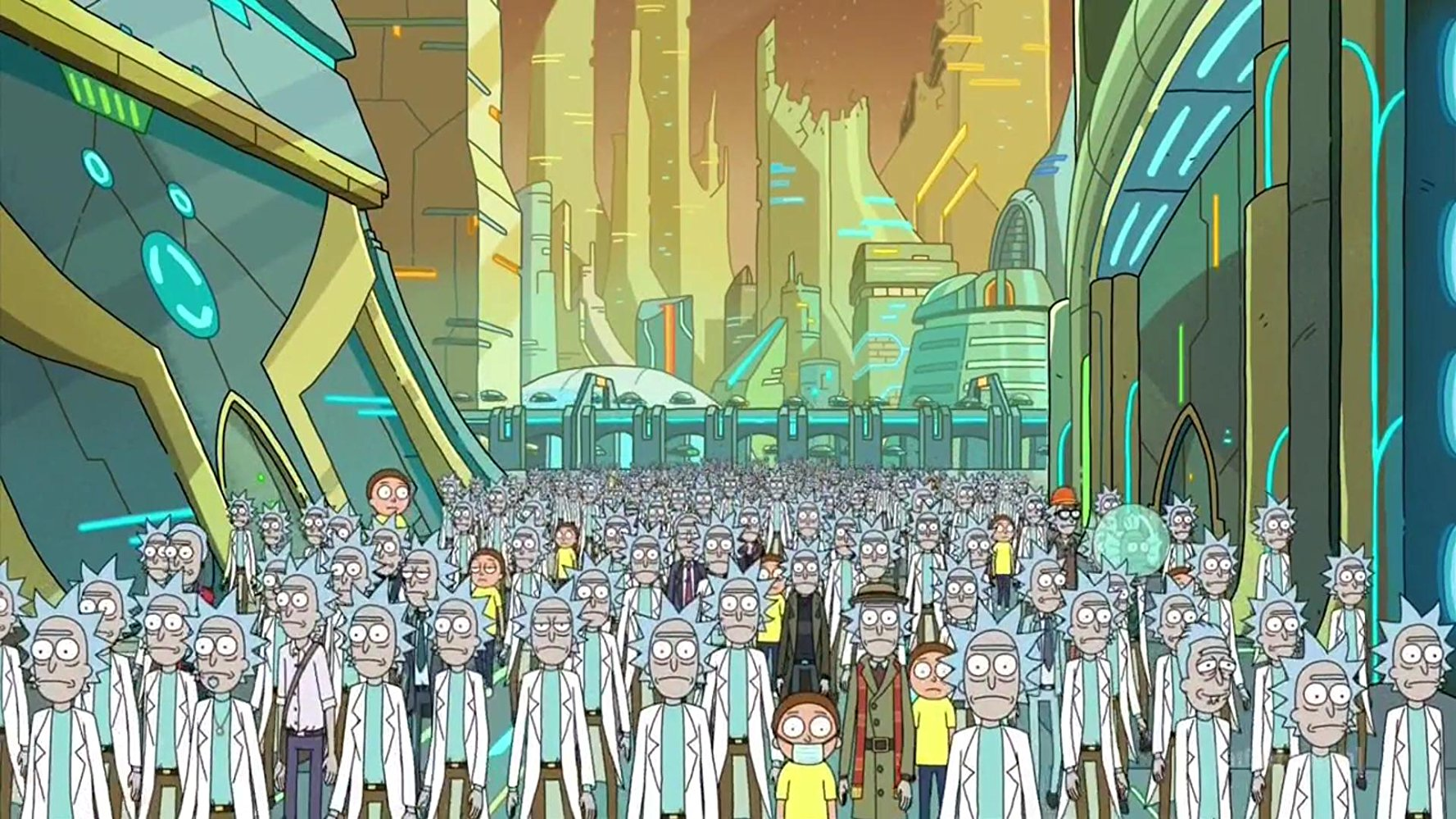Rick and Morty Season 3, Episode 7 Review: Dark Political