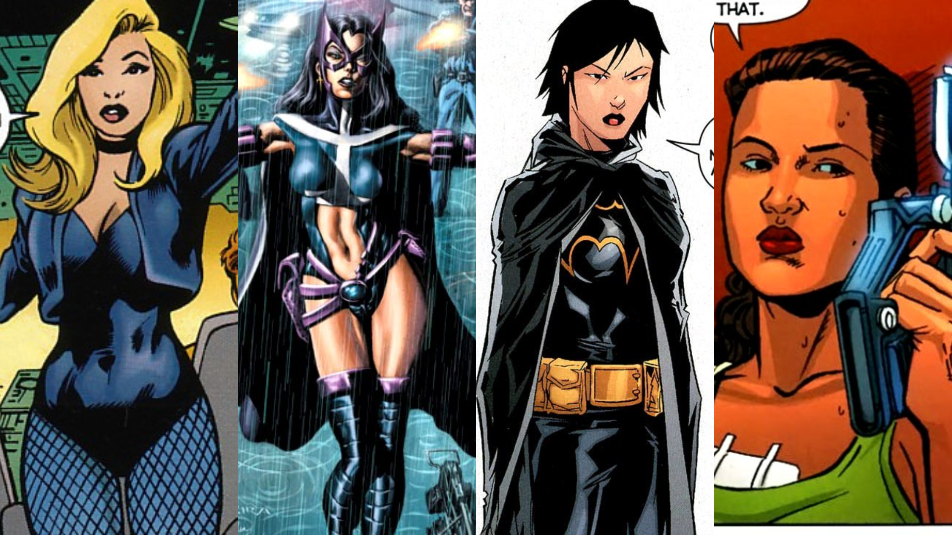 Birds Of Prey Movie Will Introduce Black Canary Huntress Cassandra Cain And Renee Montoya Tv Movie Fix