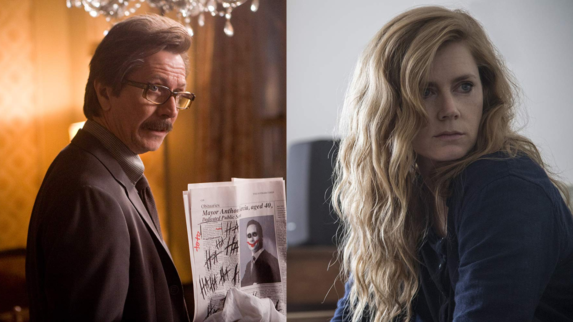 Gary Oldman and Amy Adams Together For 'Woman in the Window'