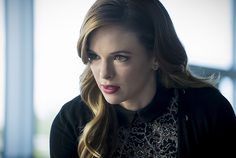 The Flash' Season 5 Teases Caitlin Snow's Father And Her