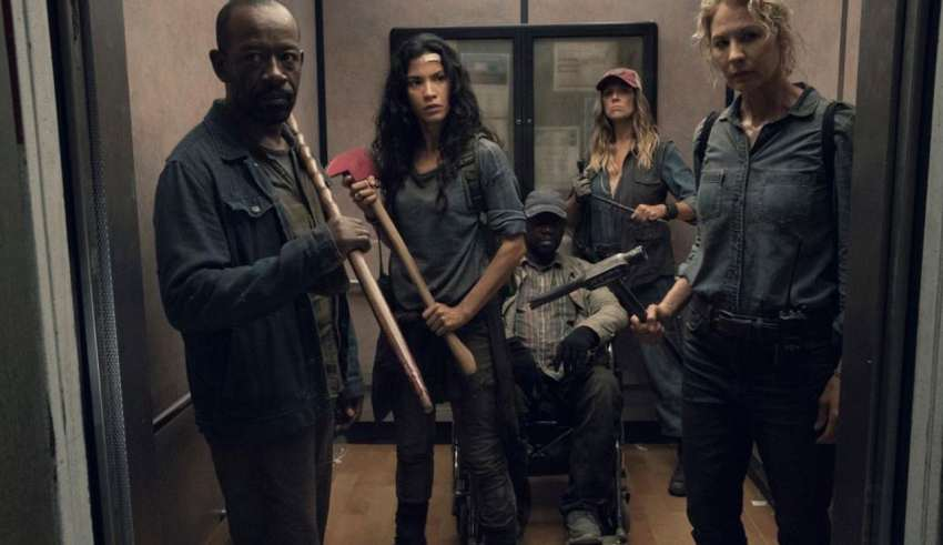 Third 'Walking Dead' Spin-off in the Works at AMC | TV Movie Fix