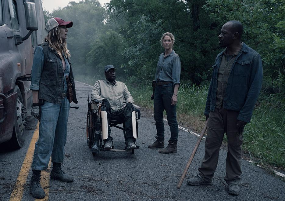 Fear the Walking Dead\' Season 4, Episode 13 \'Blackjack ...