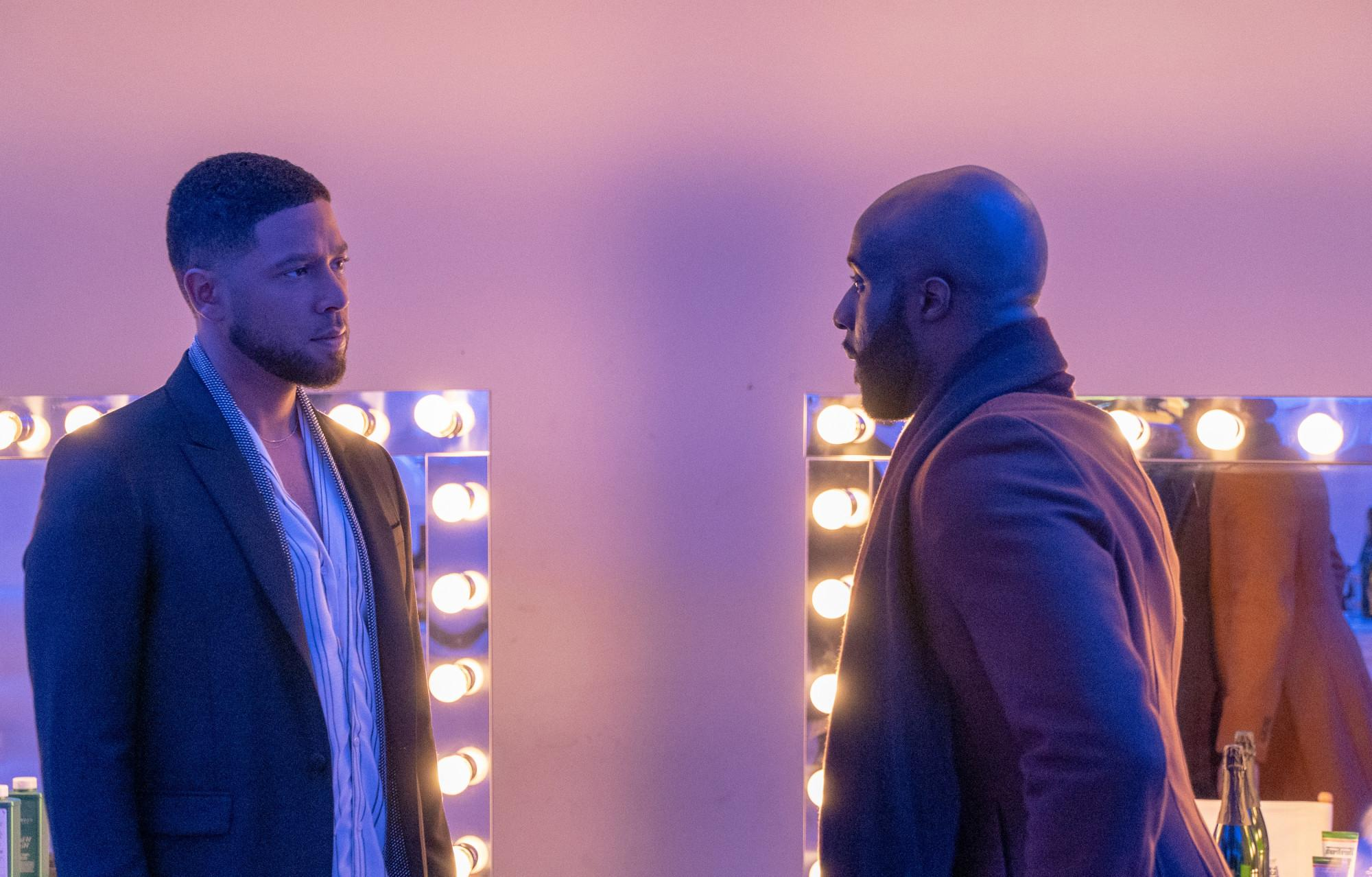 Empire' Season 5, Episode 9 'Had It From My Father' Fall