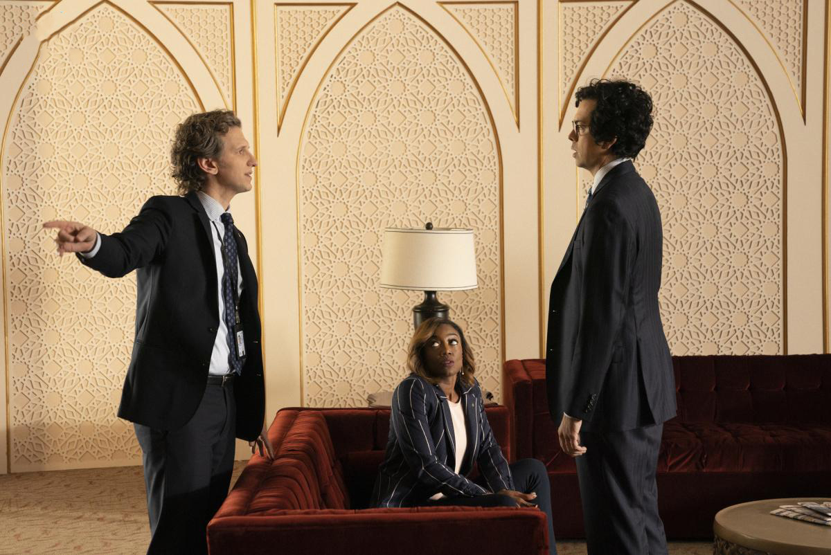 Madam Secretary' Season 5, Episode 15 'Between the Seats