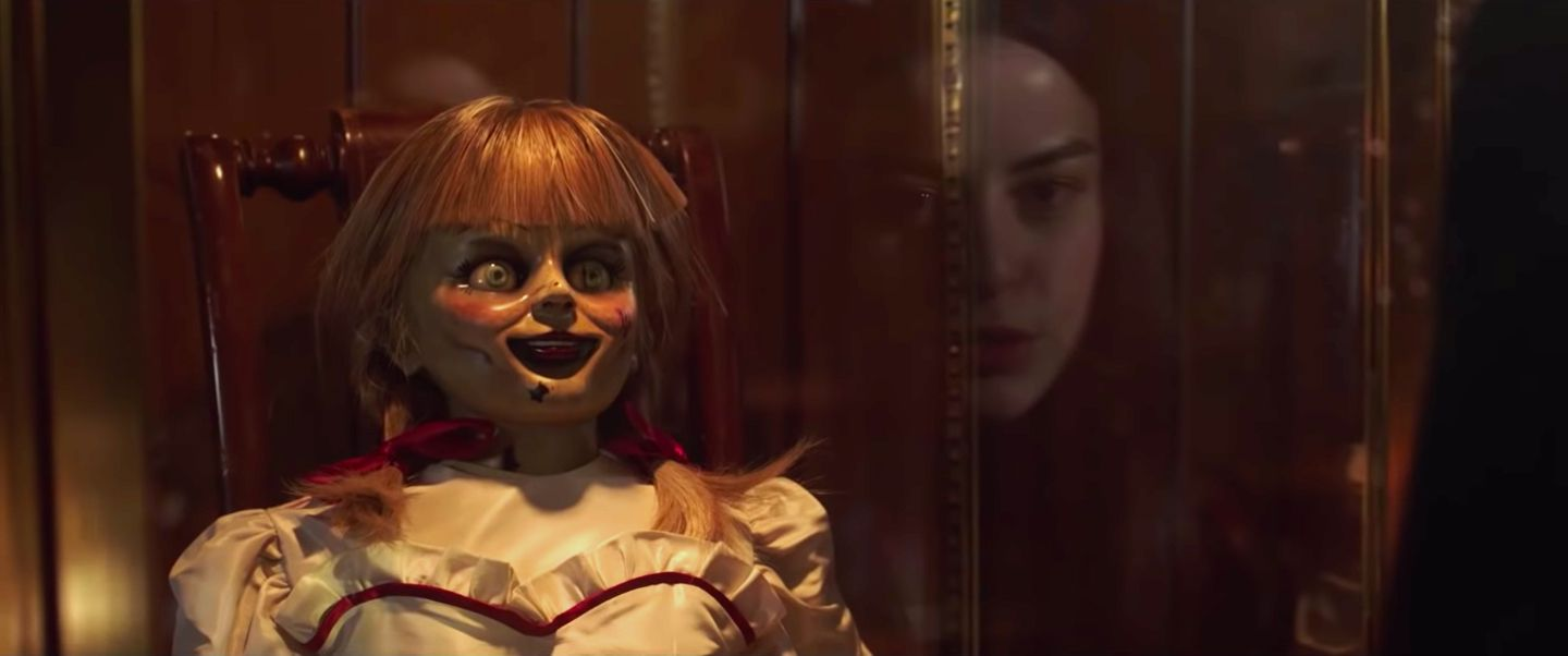 Annabelle Comes Home Trailer 2 The Demonic Doll Is Back
