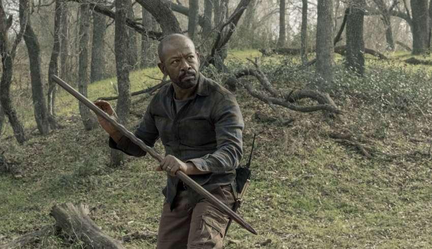 Fear the Walking Dead' Season 5, Episode 2 'The Hurt That