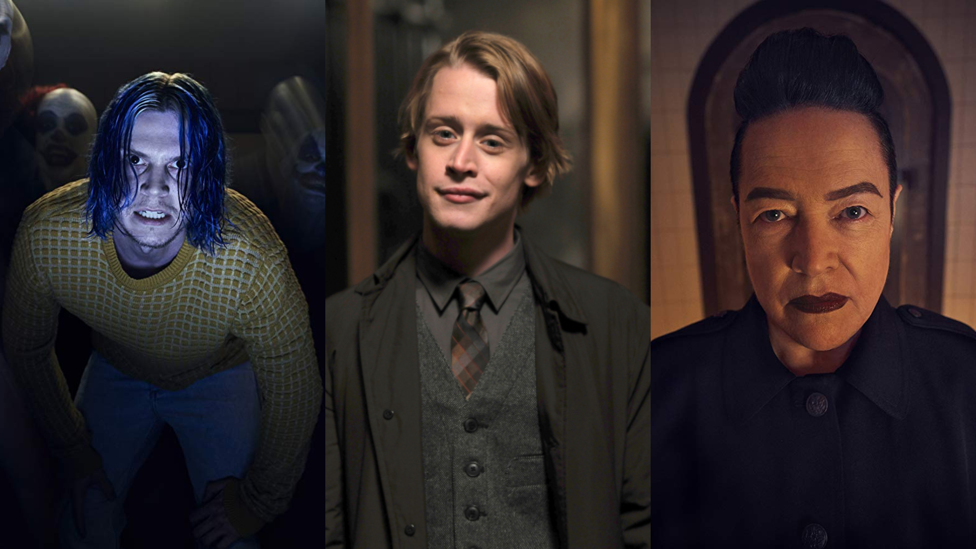 Macaulay Culkin Joins Ahs Season 10 Evan Peters Kathy Bates Returns