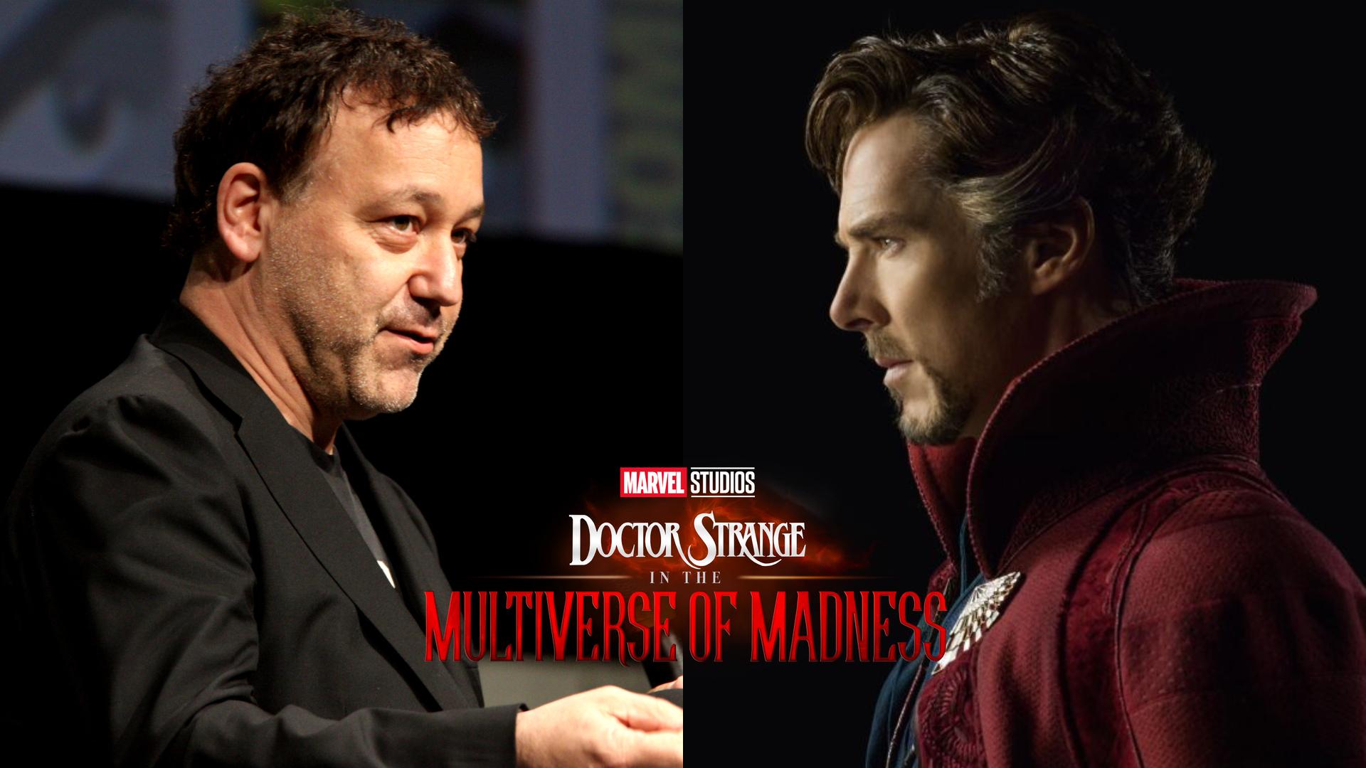 Benedict Cumberbatch Sam Raimi Doctor Strange 2 UCM Marvel
